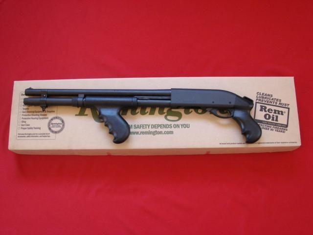 Remington 870 Tac-14 - AR15 COM