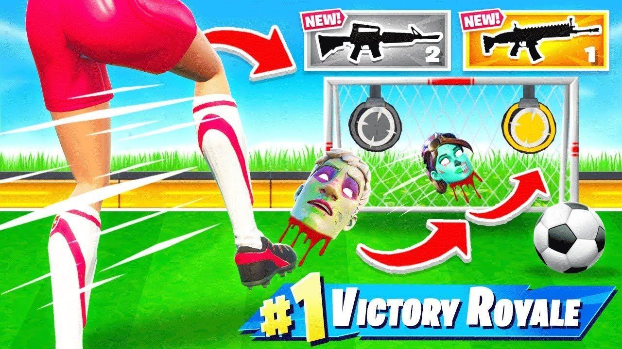 Fortnite Zombie Soccer Skin Zombie Soccer For Rare Loot Fortnite Youtube Di 2020
