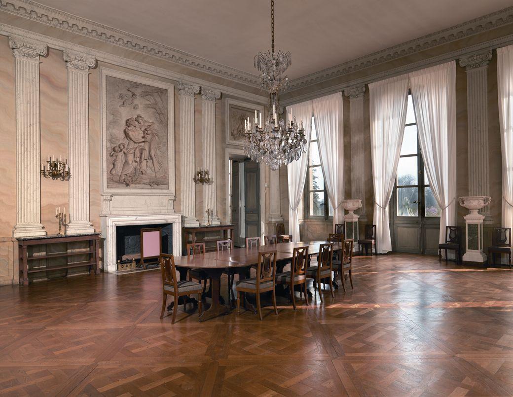 Palais De Compi Gne Salle Manger De L Empereur Tat Restitu