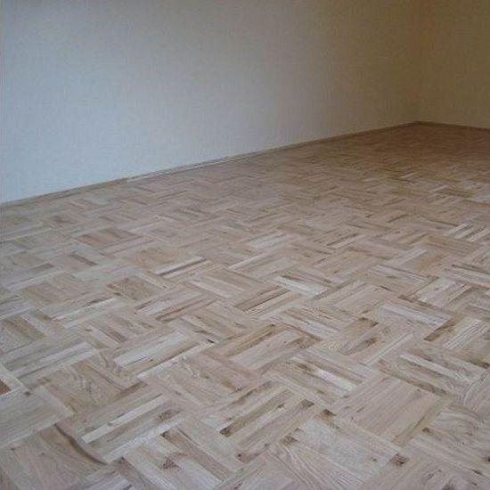 Eiken Mozaiek Ondervloer 8mm, Voor Parket 6 En 9mm