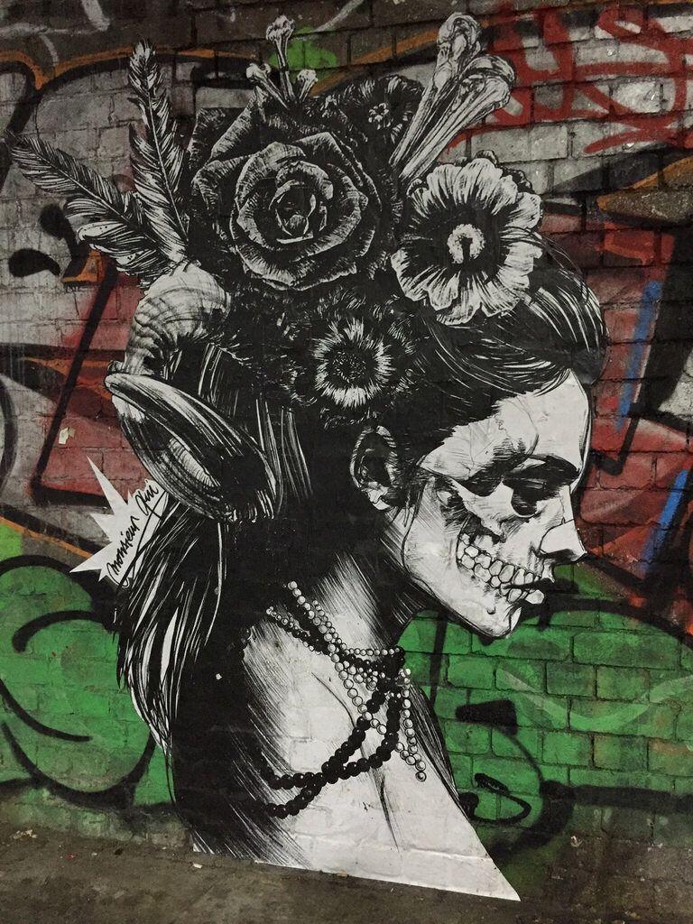 graffiti lanes : Photo