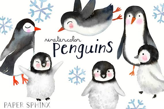 Baby Penguin, Baby Clipart, Animal, Baby #51216 - PNG Images - PNGio