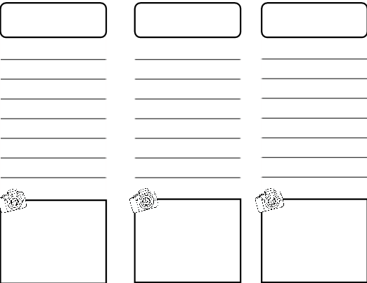 Use This Brochure Template As A Creative Way For Students To Show