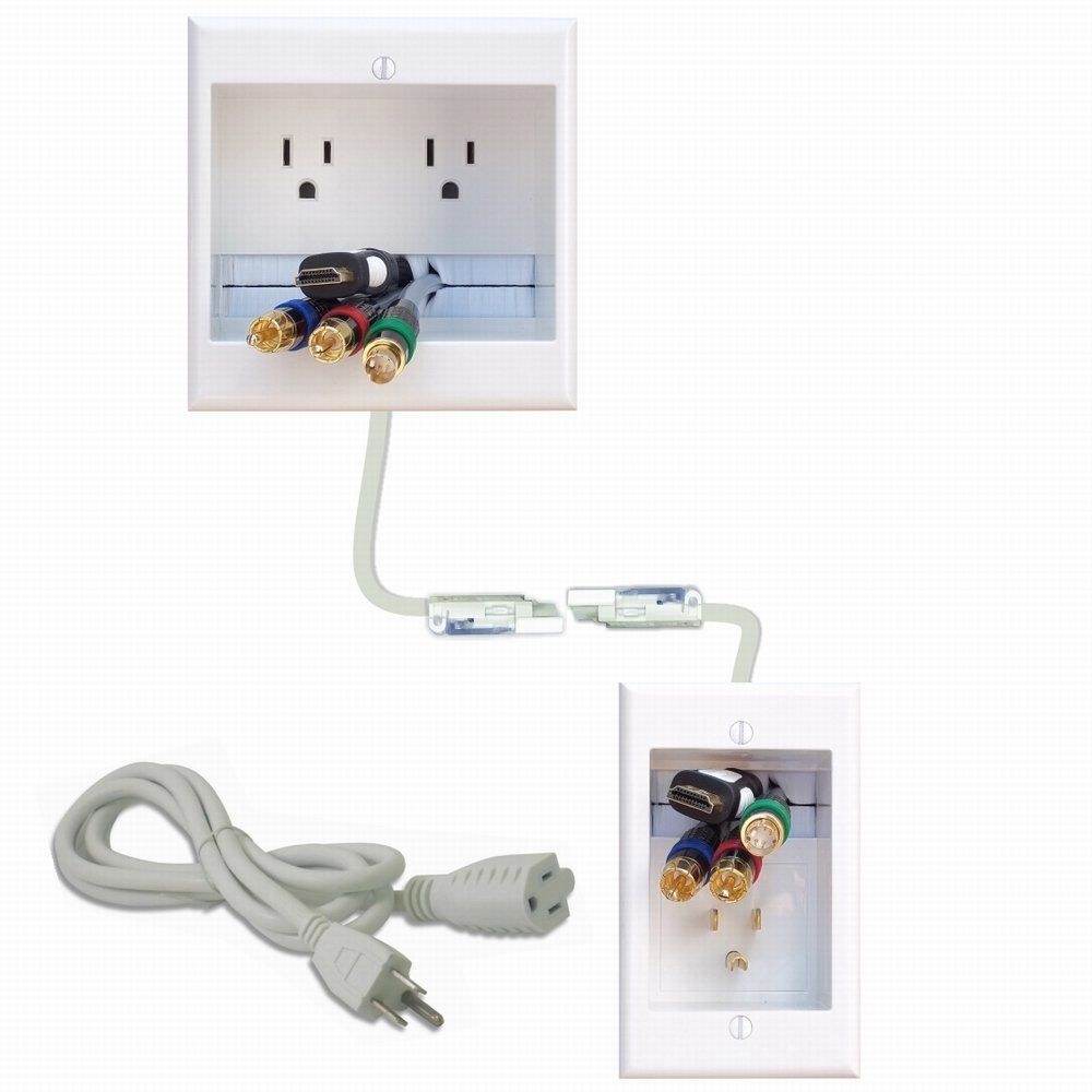 Powerbridge Solutions One Ck Cable Management System With