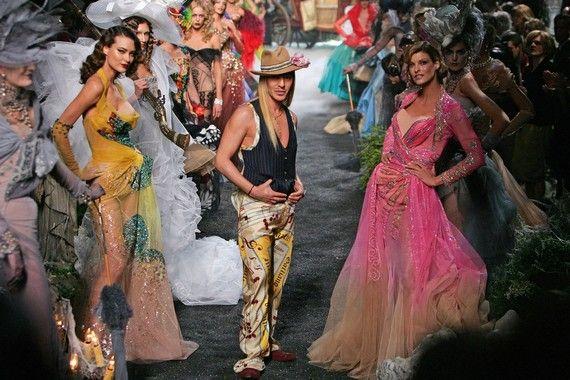 John Galliano Galliano Dior John Galliano Christian Dior Haute Couture