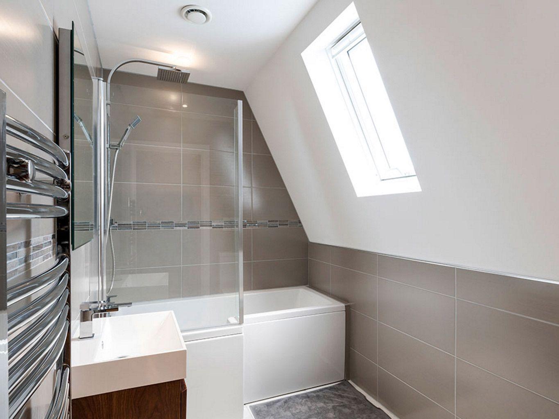 15 baños muy bien aprovechados | Piso pequeño ...