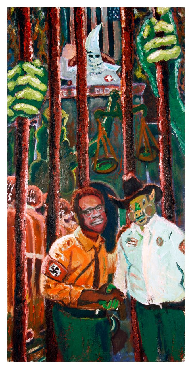 Clarence Thomas Clarence Thomas African American Artist Art
