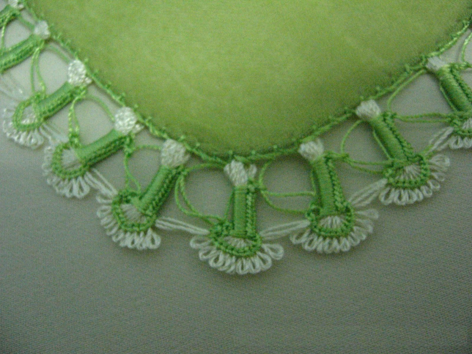 turkish #oya #needlelace #edging