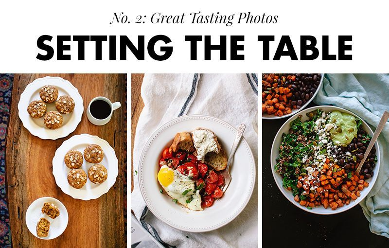 My guide to food photography props — how to find your style and what to buy! #eBayGuides @ebay