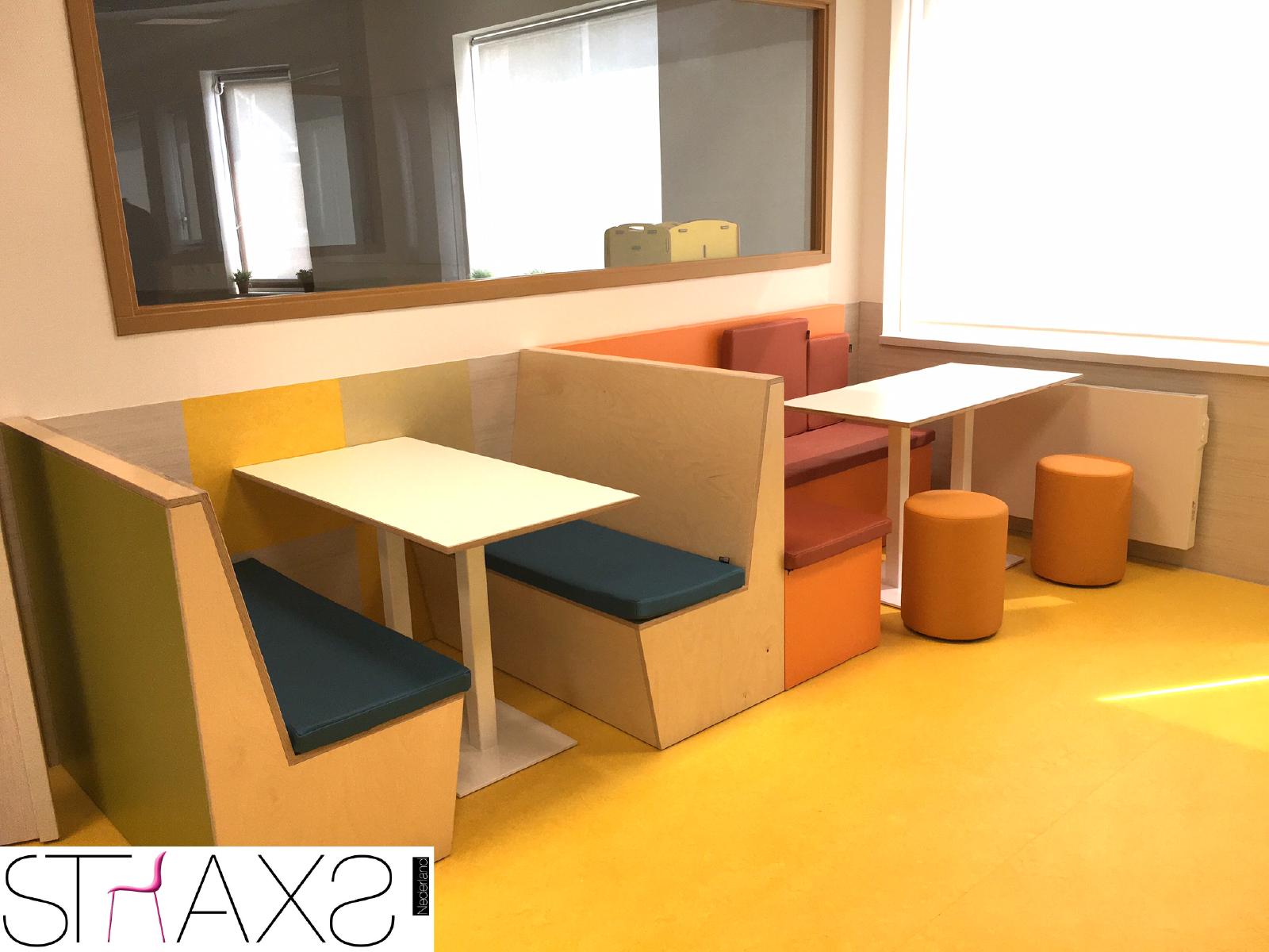Straxs Nederland | Prins Hendrikschool | Interieur | Interior ...