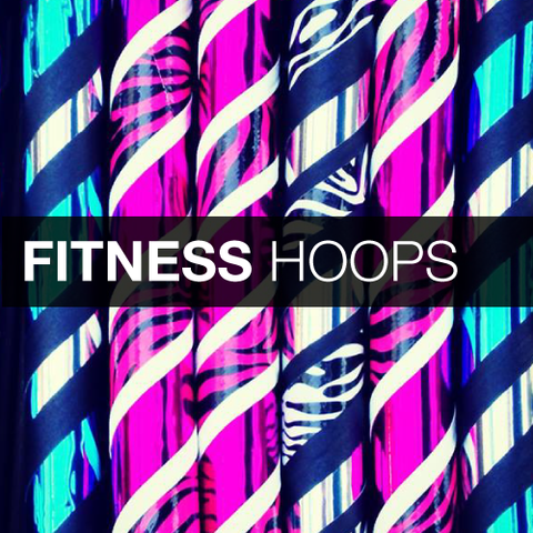 weighted fitness hula hoops  hoop empire  weights