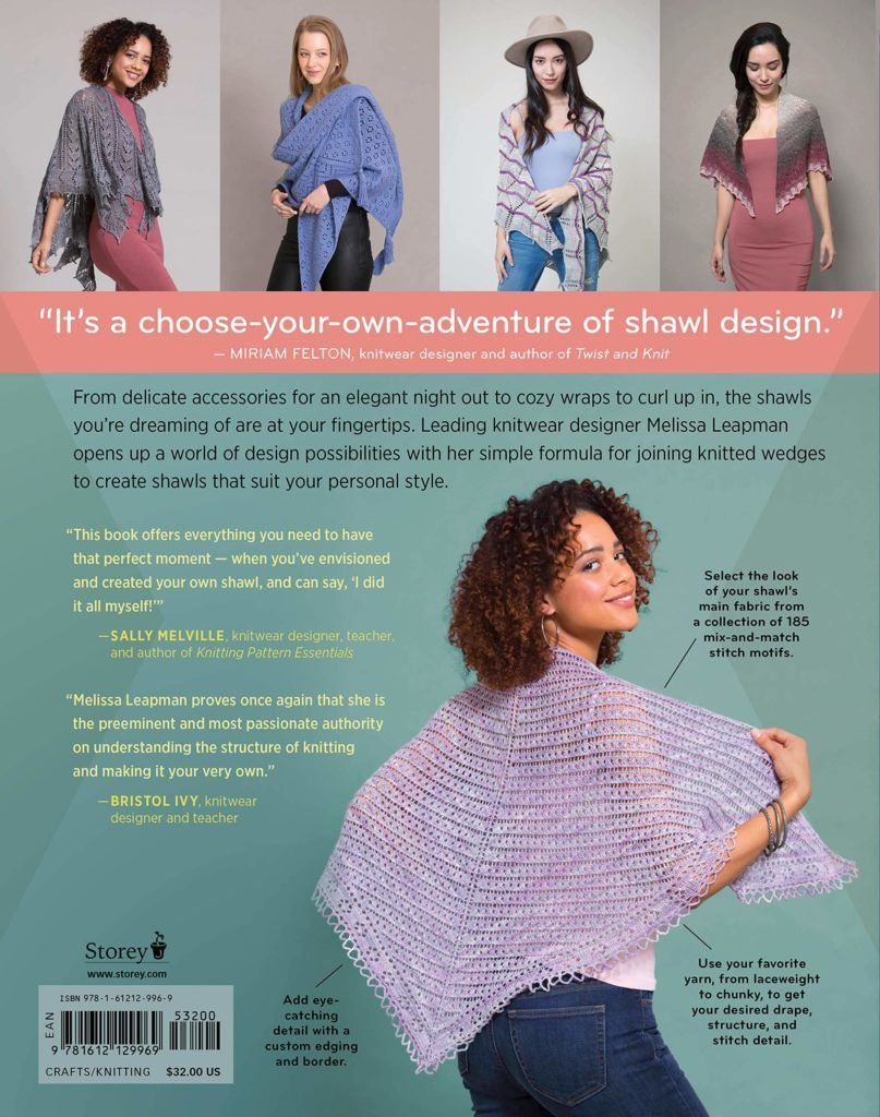 Knitting Modular With Melissa Leapman Diverse Models Wearing Knit