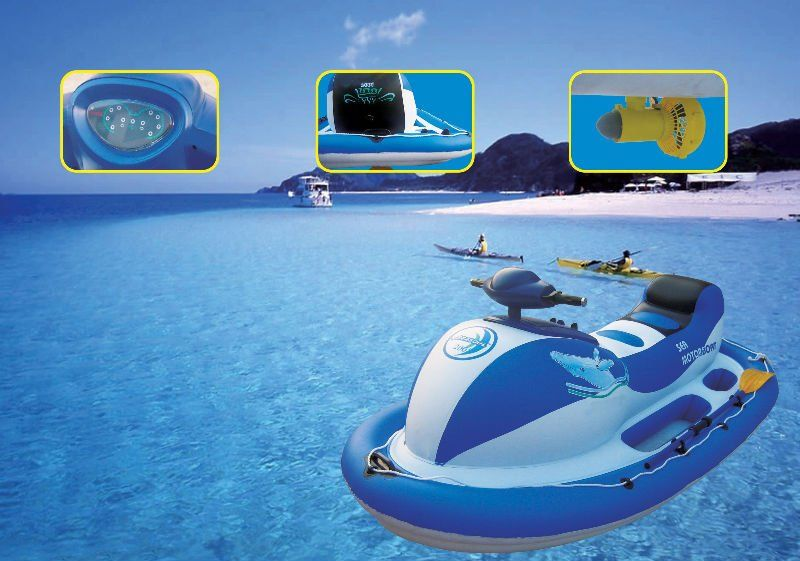 Inflatable Motorized Bumper Boats Inflatable Boat Pool