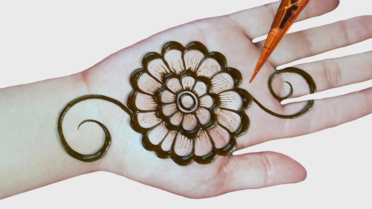 Arabic Easy Mehndi Design For Front Hands Mehndi Design Easy And Beaut In 2020 Mehndi Designs Front Hand Mehndi Designs For Hands Hand Mehndi,Simple Plain Saree With Designer Blouse Images