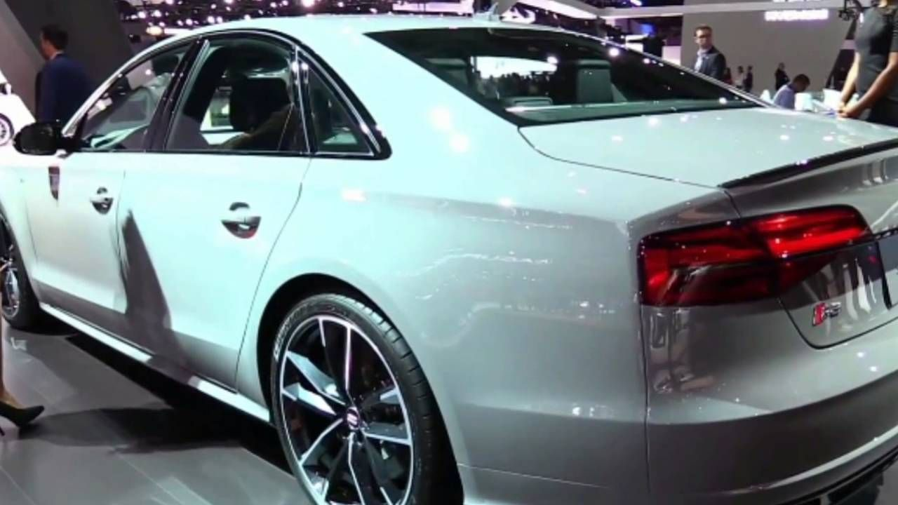 2016 Audi S8 Plus | Top Speed - REVIEW