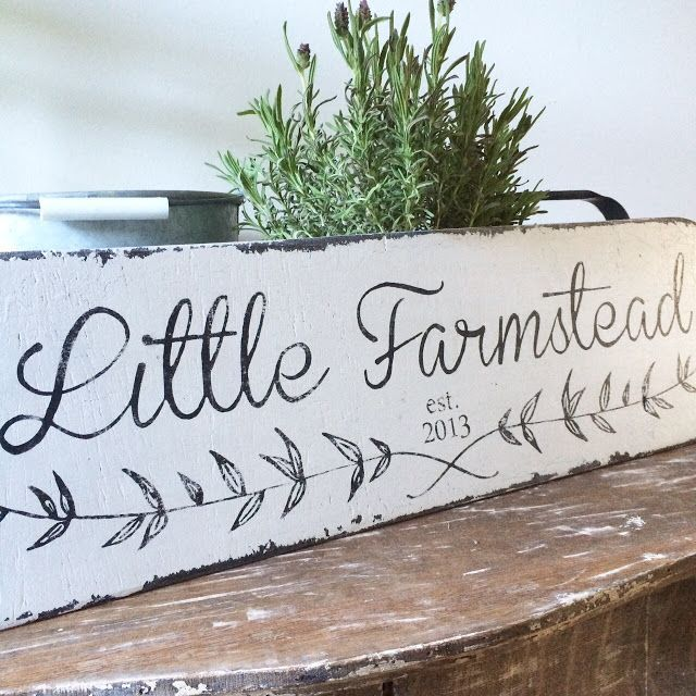 A Custom Vintage Farmhouse Style Sign Farmhouse Style Sign Vintage Farmhouse Style Vintage Farmhouse