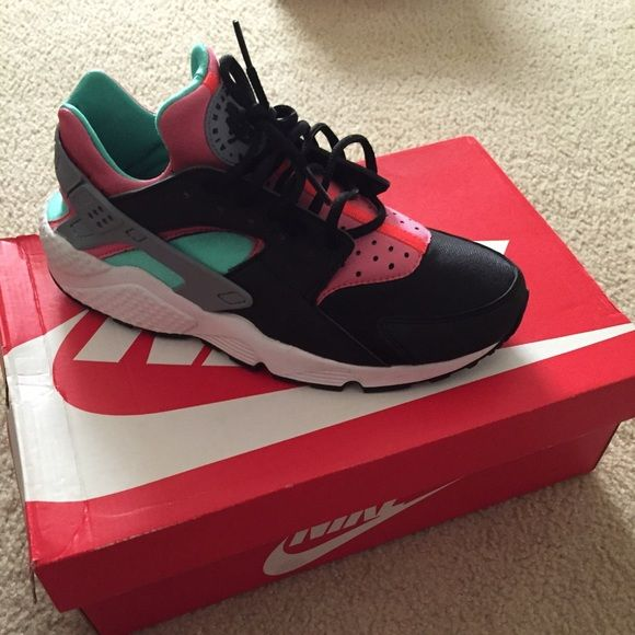 Gray · Watermelon Colored Huaraches Pink , White ...