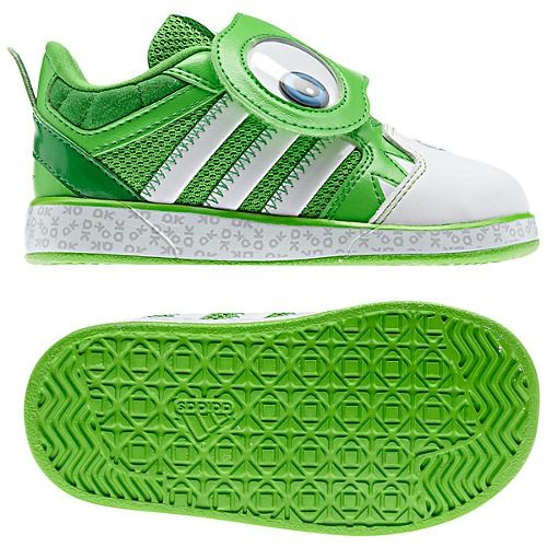 Adidas Monster Inc toddler shoes