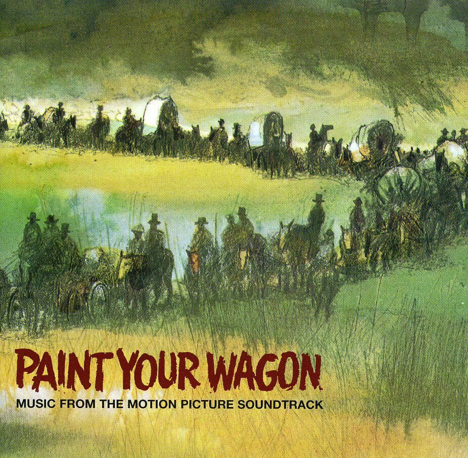 Nelson Riddle & Frederick Loewe (1969) Paint Your
