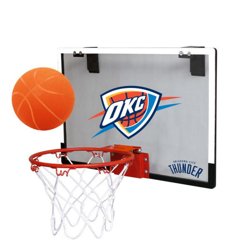 Oklahoma City Thunder Rawlings Hoop Set Indoor