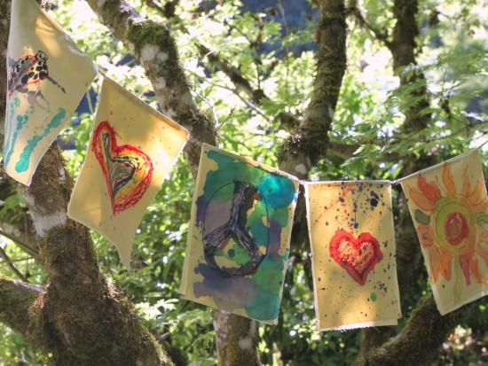 Class Project Wish Flags For The Classroom Or Garden Parents Children Teachers Draw And Write Their Hopes Wishe With Images Tibetan Prayer Flag Prayer Flags Flag Art