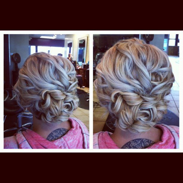 Wish I could something like this to my hair