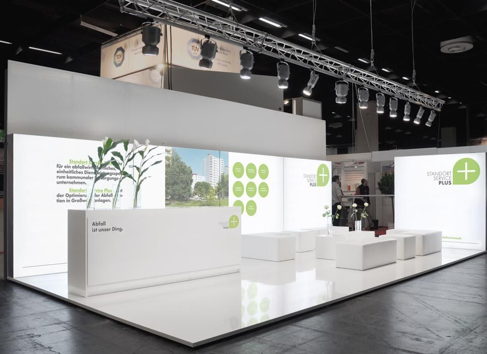 Archex Inspiration Stand Exhibit