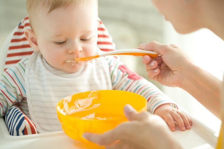 25 Papillas Para Bebes De 6 Meses Nutritivas Y Cremosas Con