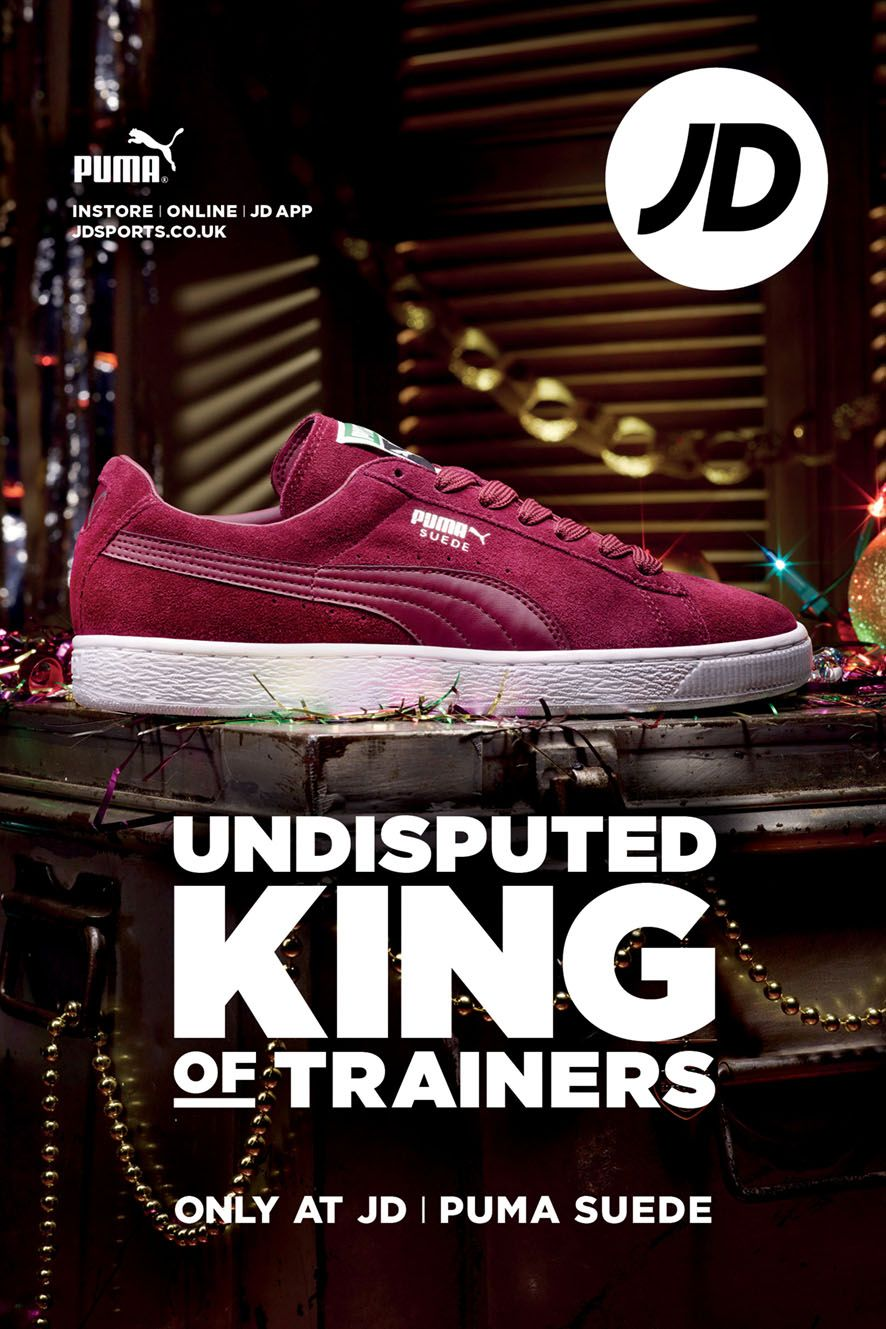 Christmas Gifts: Trainers at JD Sports