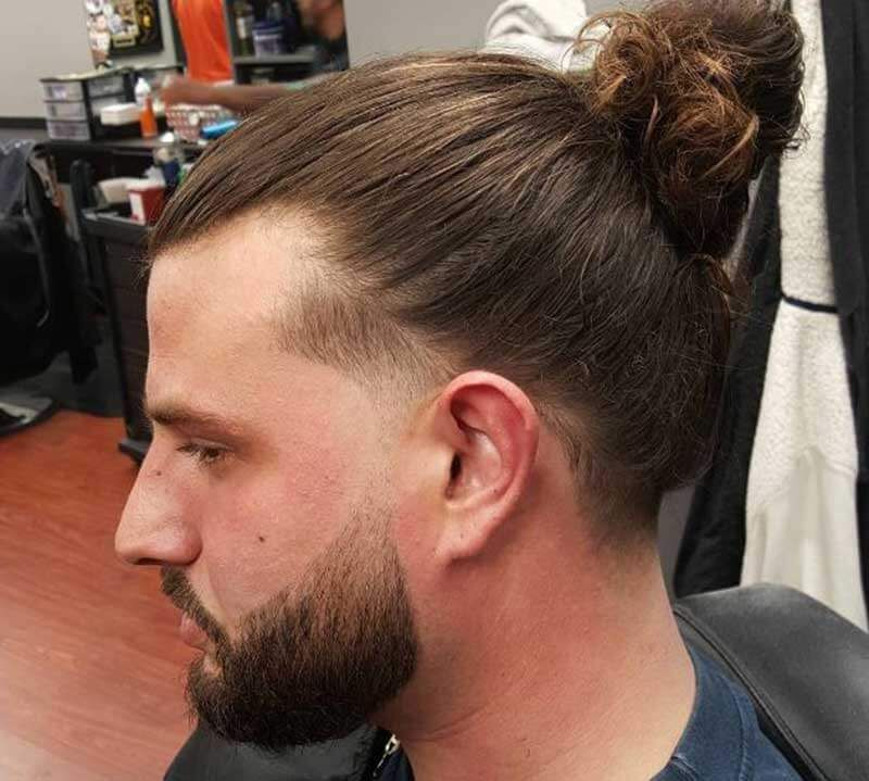 17 Ideal Long Hairstyles For Men Men S Hairstyle Tips Long Hair Styles Men Curly Hair Men Man Bun Hairstyles