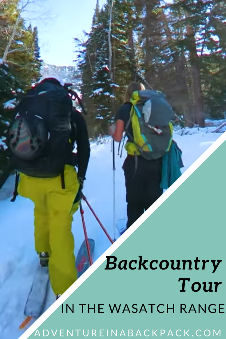 Backcountry Skiing In Utah S Wasatch Range Makes For The Perfect Winter Adventure In Utah Inspired Summit Of Park City Winter Adventure Ski Trip Winter Hiking