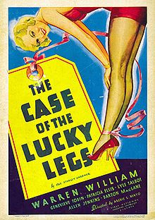 Download The Case of the Lucky Legs Full-Movie Free