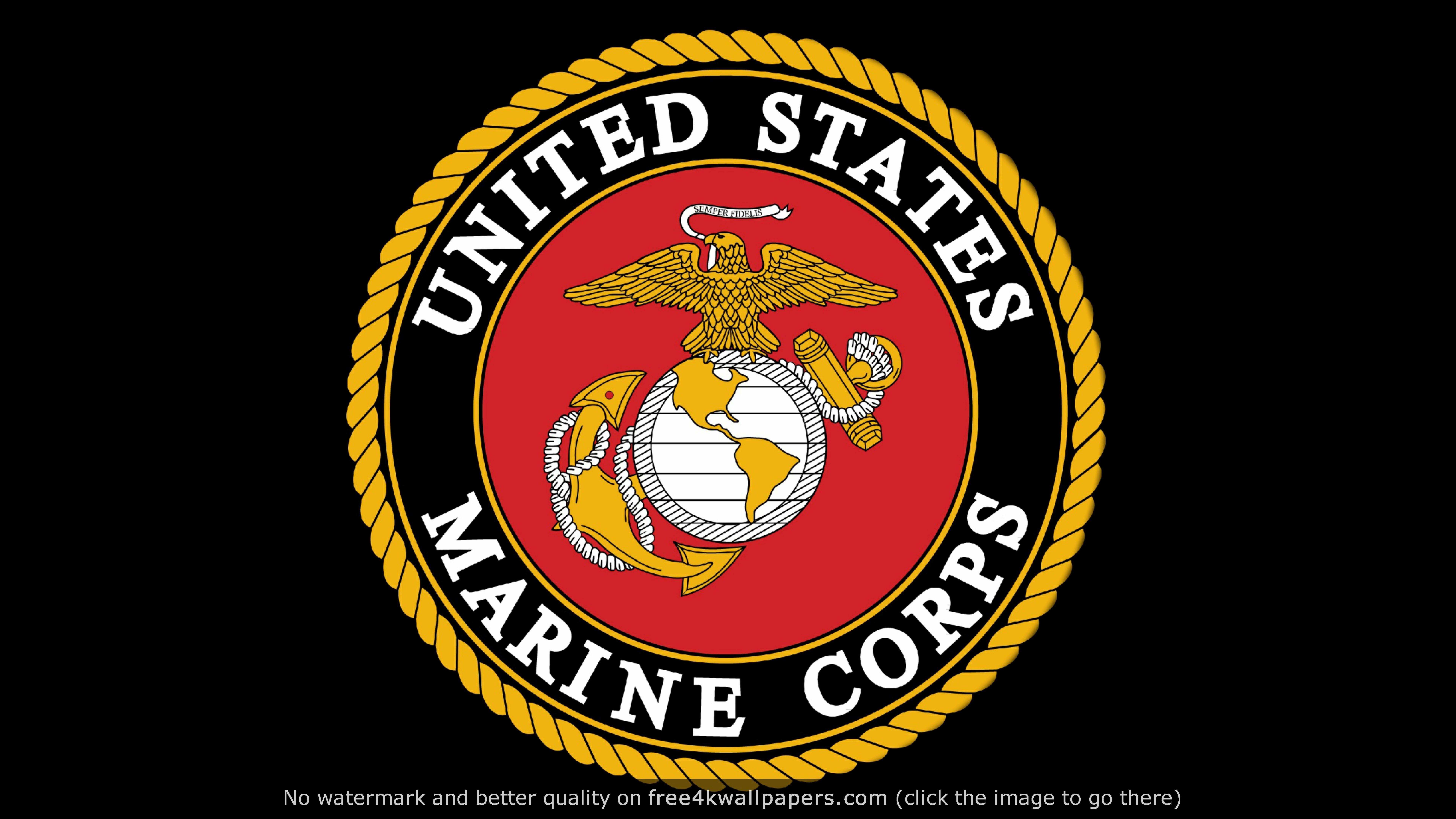 United States Marine Corps 4K 8K wallpaper Marine corps
