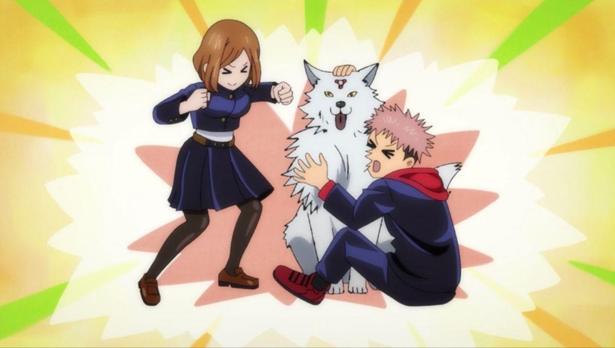 Jujutsu Kaisen Anime Jujutsu Manga Anime