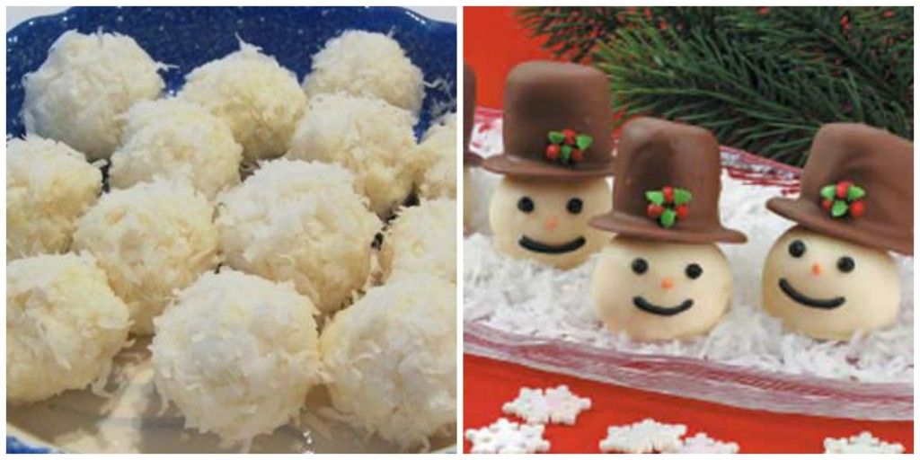 Christmas Dessert Party Ideas Part - 22: LaBelleTop 8: Yummy Snowmen Recipes For Your Christmas Dinner | La .