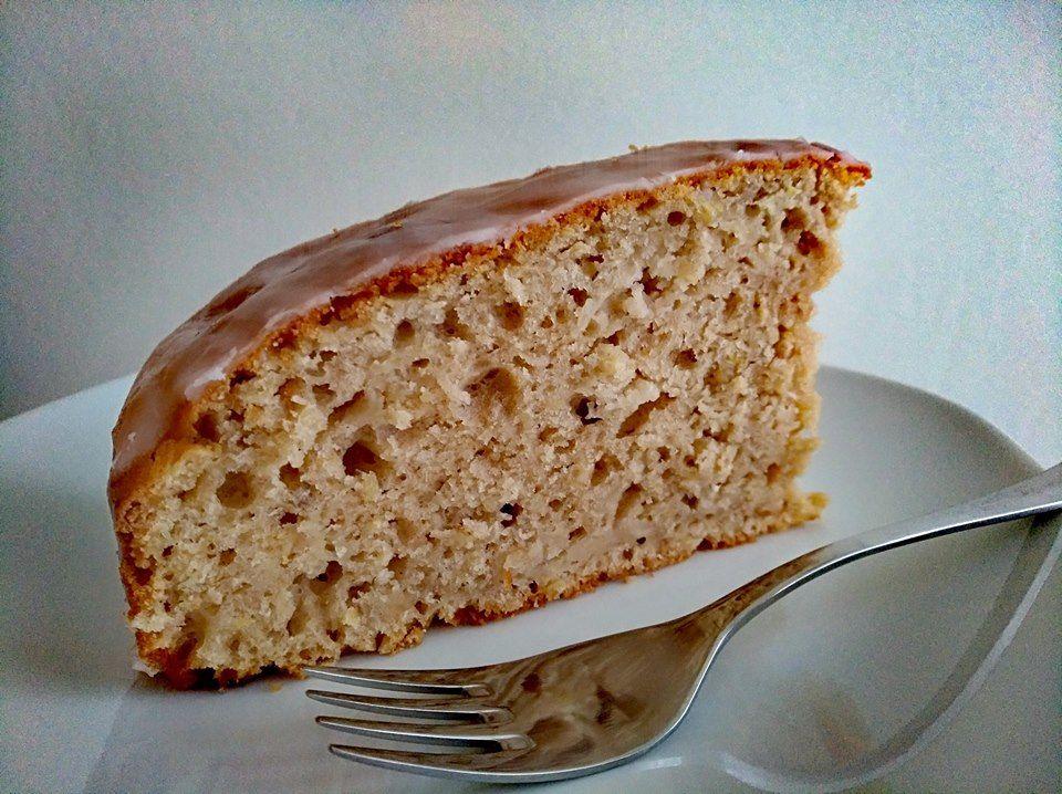 Apfel Haferflocken Kuchen Mit Dinkelmehl Rezept Getreide Mehl