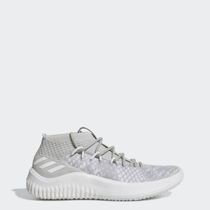 online retailer 56116 04bfe adidas Dame 4 Shoes - Mens Basketball Shoes
