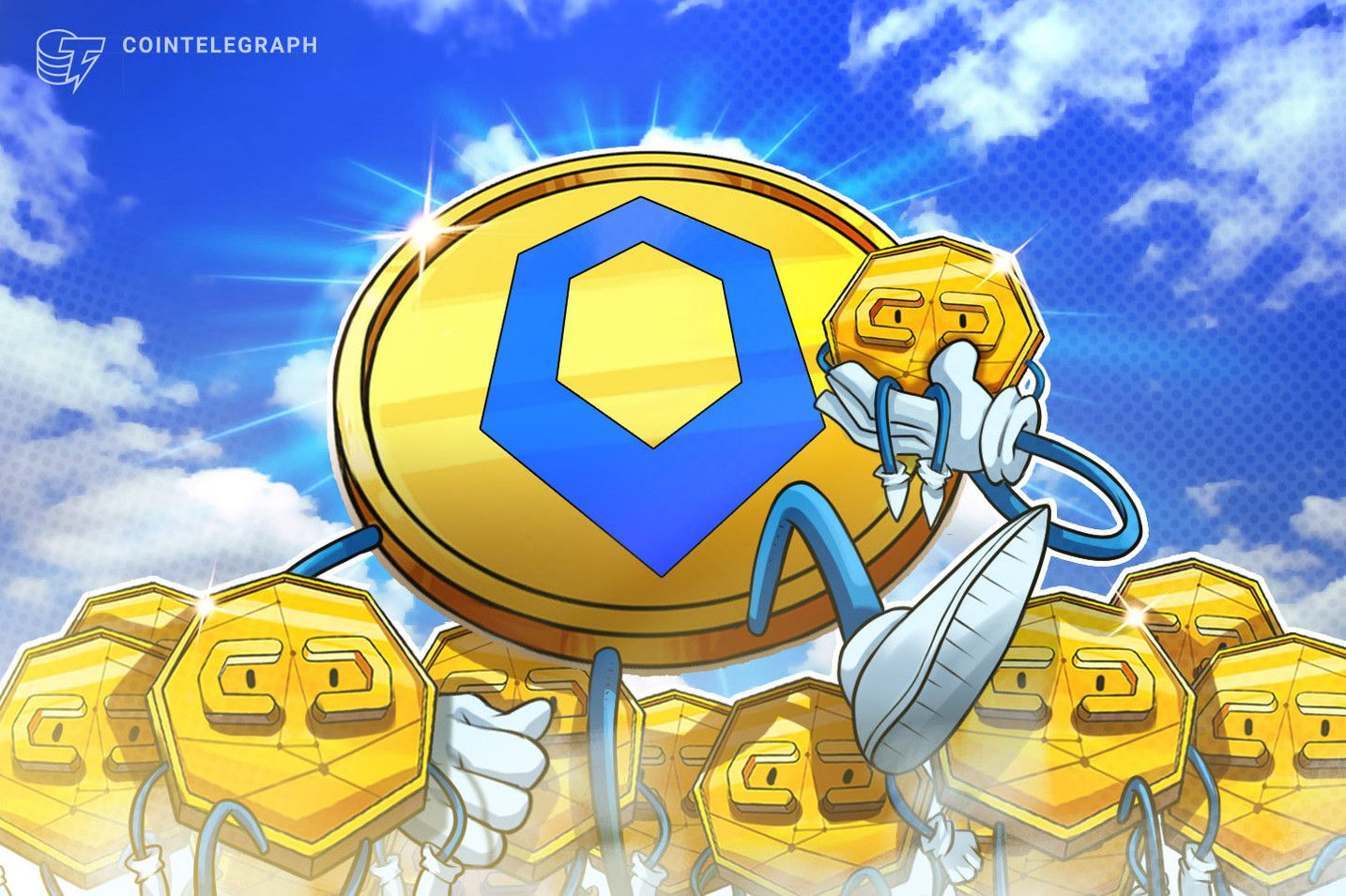 Chainlink Utility Drives LINK Price, but a Correction