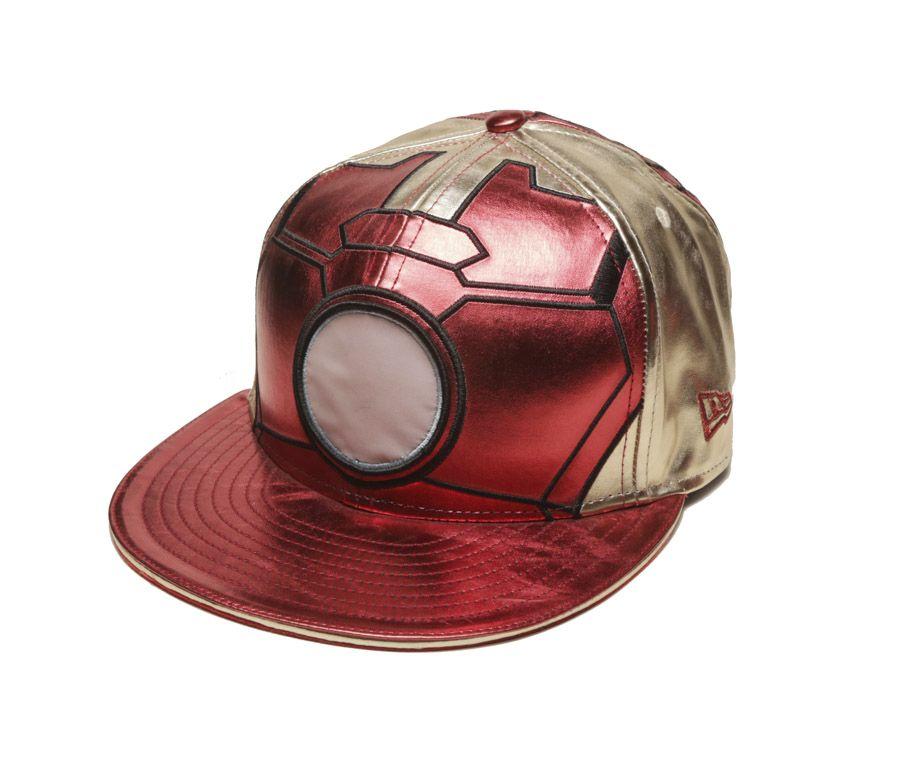 1c60efc6d5b37 Llegó a Panamá la nueva colección de gorras Superhéroes Marvel