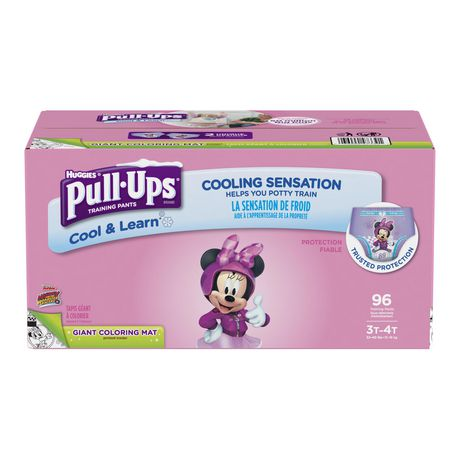 Pull Ups Cool Learn Training Pants Economy Pack Pink Pull Ups Training Pants Pull Ups Diapers