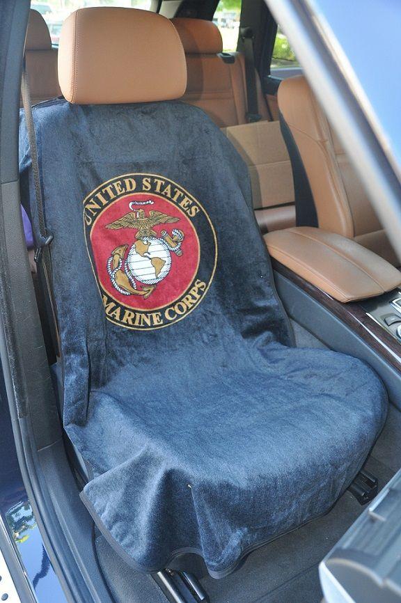Marine Corps Seat Protector Marine Corps Seat Covers