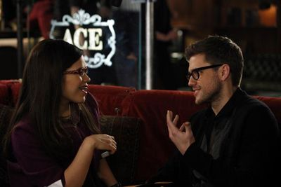 'Ugly Betty': Anatomy of a kiss with Aaron Tveit