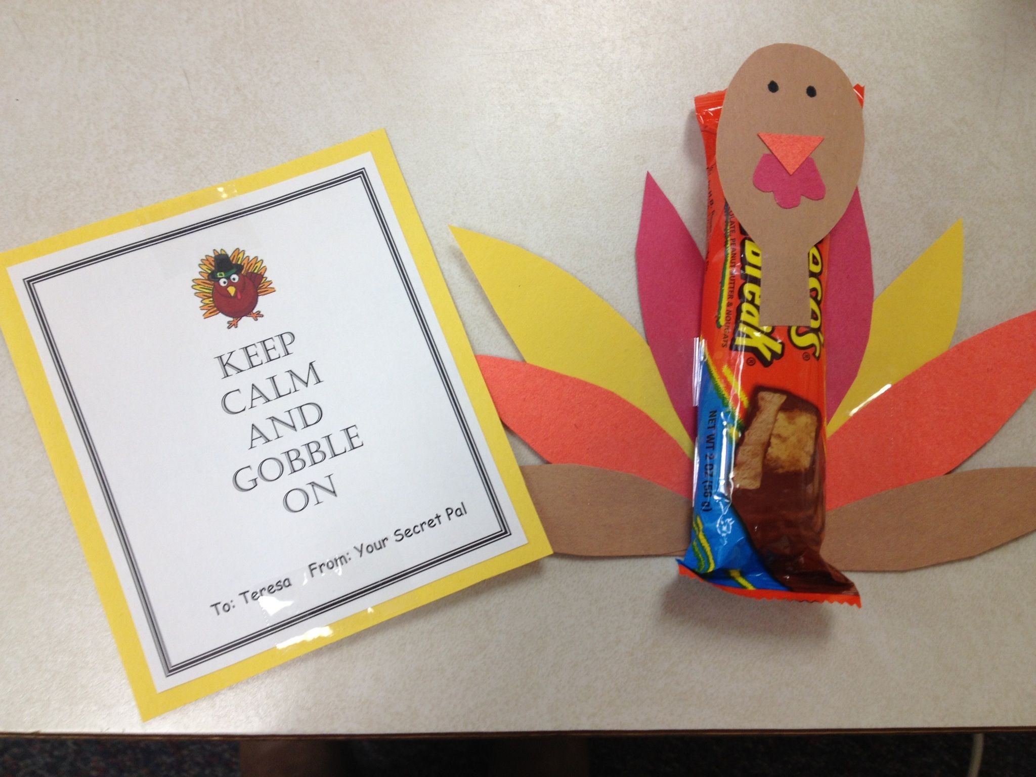 Thanksgiving Treat Thanksgiving treats, Holiday crafts