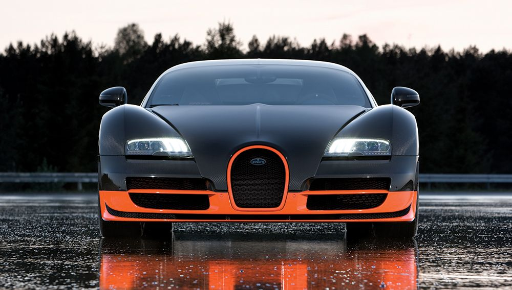 20102011 Bugatti Veyron Super Sport These 10 Cars Shattered World
