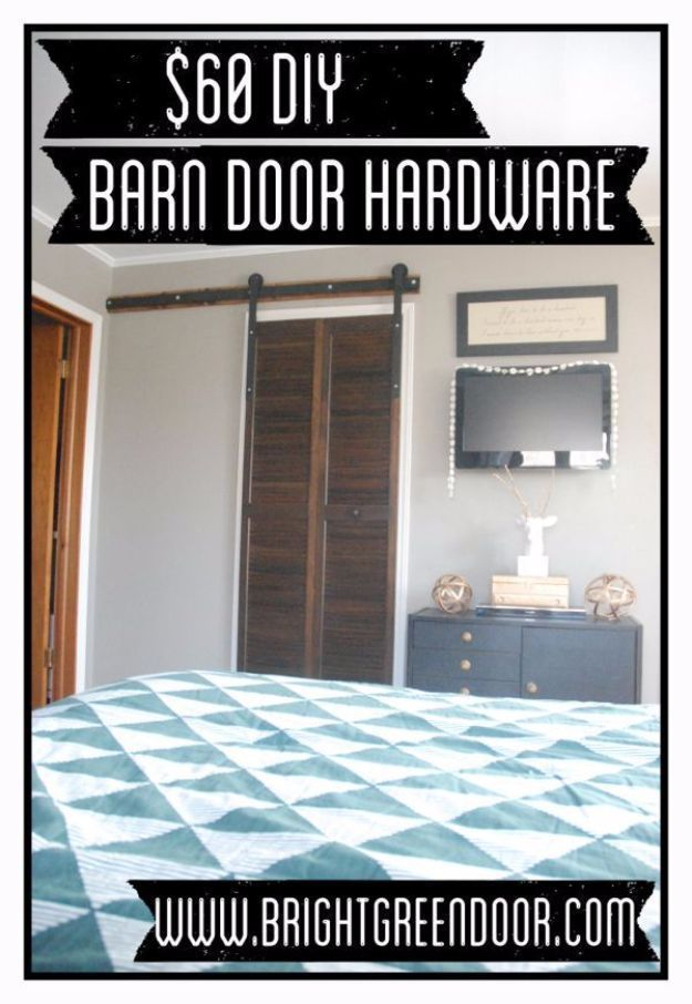 Diy home improvement on a budget 60 diy barn door hardware easy diy home improvement on a budget 60 diy barn door hardware easy and cheap do it yourself tutorials for updating and renovating your house ho solutioingenieria Gallery