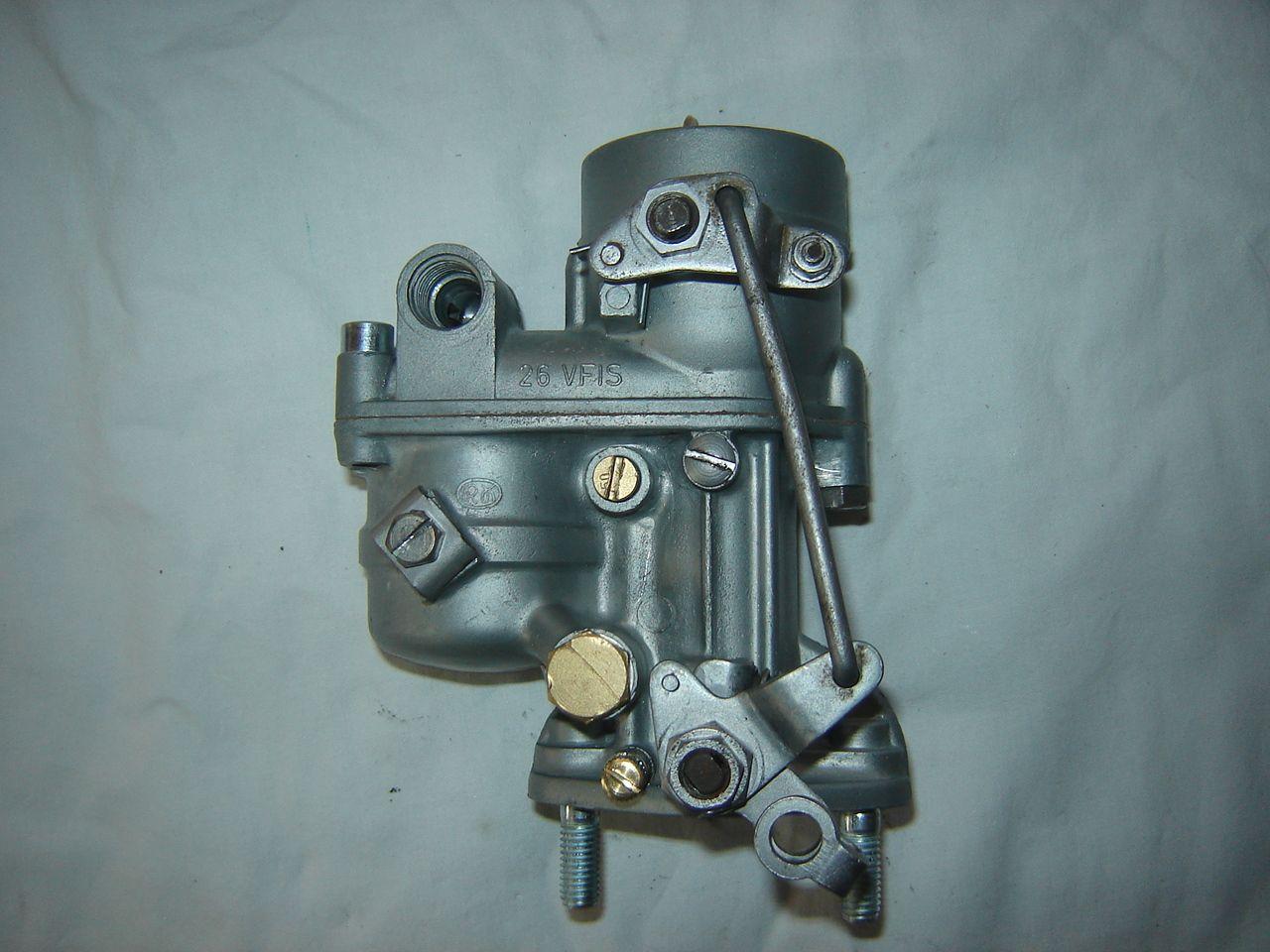 Solex 26 Vfis Vergaser Revidert Vw Kfer 1200 Ford Taunus 12m Velosolex Wiring Diagram