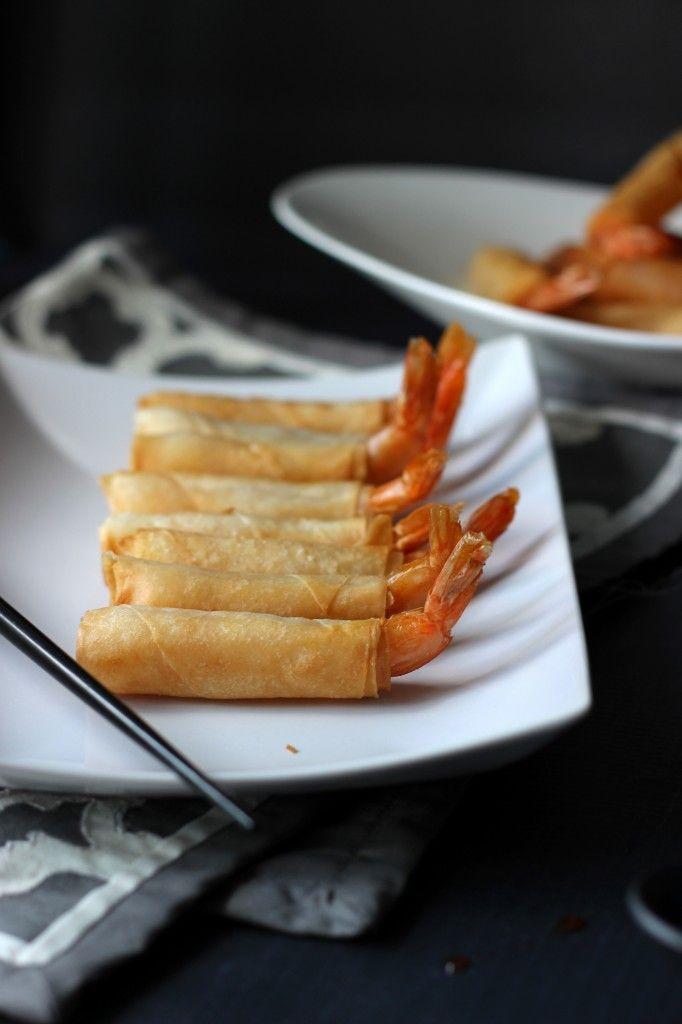 Thai Firecracker Shrimp - The Cooking Jar