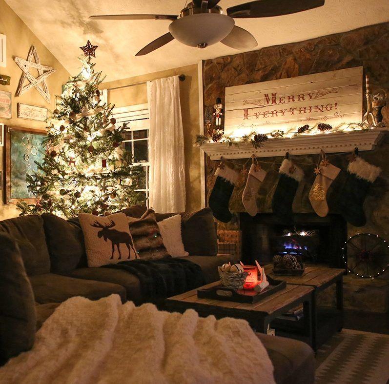 Living Room Inspiration For Big Families
