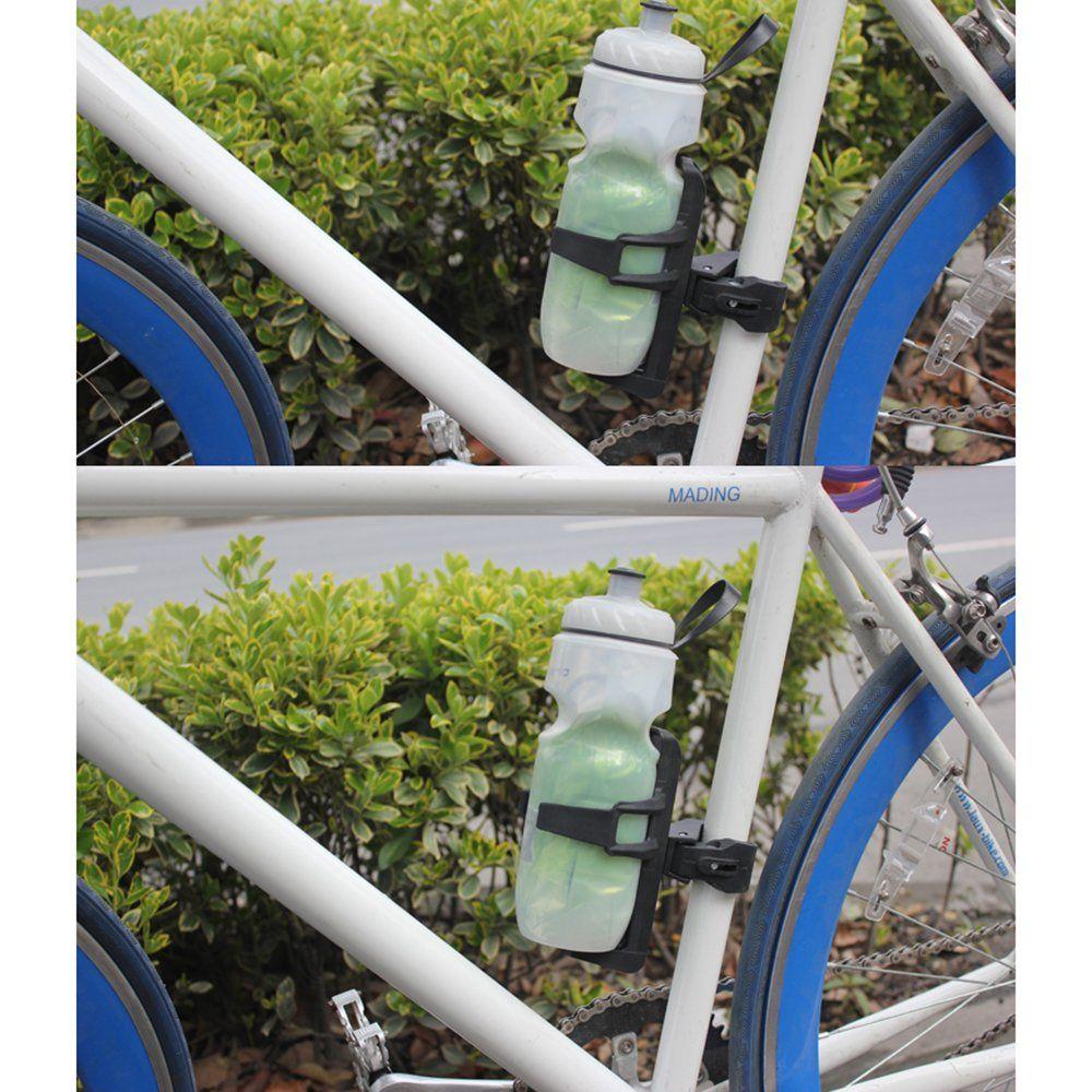 Bike Bicycle Cycling MTB Plastic Water Drink Bottle Cage Holder Rack Bracket UK