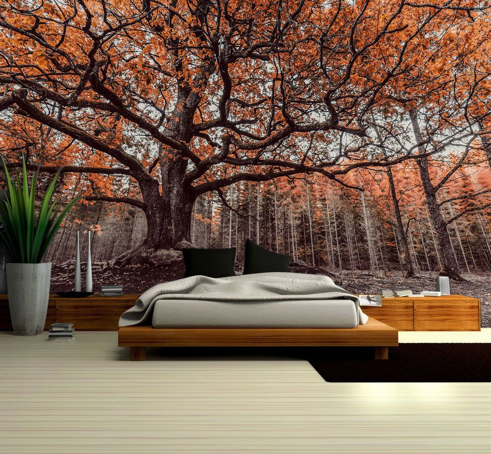 Details about Prepasted Mural Wallpaper Wallcovering Big